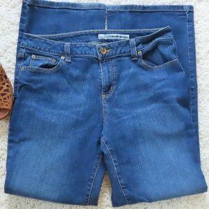 Straight Leg Jeans By DKNY